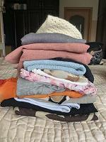 Отдается в дар Пакет одежды 36р