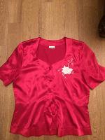 Отдается в дар Летняя женская блузка, р46