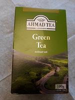 Отдается в дар Зеленый чай Ахмад