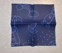 Отдается в дар Заплатка для непромокаемой детской одежды