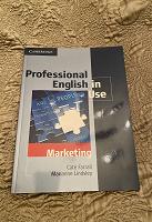 Отдается в дар Учебник по маркетингу на английском