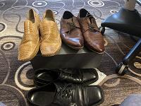 Отдается в дар Мужская обувь