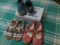 Отдается в дар Летняя обувь 27 размер