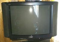 Отдается в дар Цветной телевизор Sony 70 см.