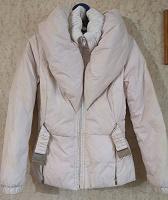 Отдается в дар Куртка-пуховик 40-42 р-ра
