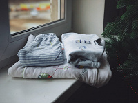 Отдается в дар Одежда для малышей «Mamas&papas»