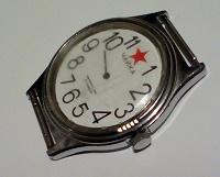 Отдается в дар Часы Чайка Россия