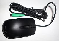 Отдается в дар Мышь и клавиатура PS/2 Acer