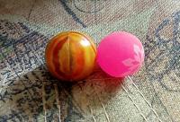Отдается в дар Два мячика прыгуна