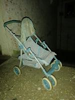Отдается в дар Коляска для ребенка