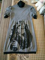 Отдается в дар Теплое платье.