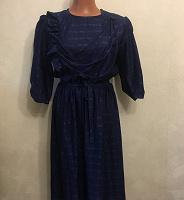 Отдается в дар Платье винтажное 44 размера