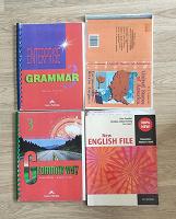 Отдается в дар Учебники и тетради по английскому языку