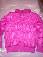 Отдается в дар Куртка весенняя девочке