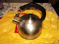 Отдается в дар Чайник для плиты
