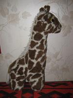 Отдается в дар Мягкий жираф