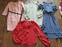 Отдается в дар Одежда для девушек от 42 до 50