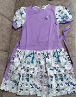 Отдается в дар Детское платье СССР