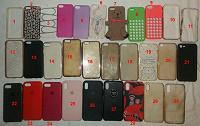 Отдается в дар Снова чехлы и бамперы для разных смартфонов (б/у)