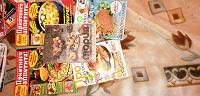 Отдается в дар Кулинарные журналы