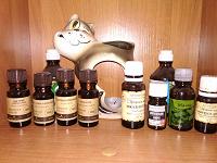 Отдается в дар ароматические масла разные и аромалампа