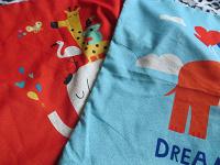 Отдается в дар Наволочки для детских подушек.