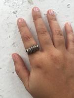 Отдается в дар кольцо