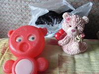 Отдается в дар мишка ссср и его друг