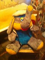 Отдается в дар Большой слон мягкая игрушка