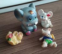 Отдается в дар Фигурки мышата