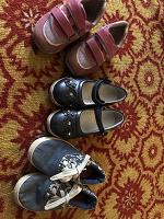 Отдается в дар Обувь для девочки 28 размер