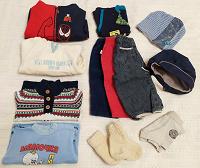 Отдается в дар Детская одежда р. 74-80