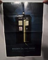 Отдается в дар Постер «Доктор Кто»