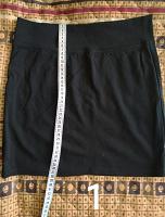 Отдается в дар Две черных мини-юбки 42-44