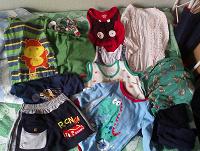 Отдается в дар Для мальчишки пакет вещей)