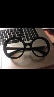 Отдается в дар Круглые очки без стекол