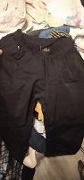 Отдается в дар Зимние штаны черные