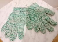 Отдается в дар Отшелушивающие перчатки для тела EcoTools