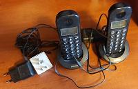Отдается в дар Радиотелефон «Philips» с двумя трубками