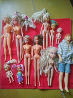 Отдается в дар Куклы девочкам