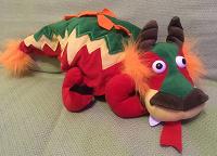 Отдается в дар Мягкая игрушка Дракон