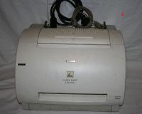 Отдается в дар Принтеры лазерные — требуют профилактики или замены картриджа (добавлено)