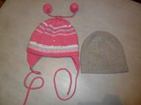 Отдается в дар шапки для девочки