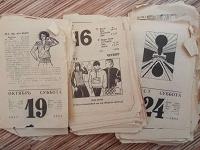 Отдается в дар Календарь советский