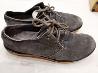 Отдается в дар Мужские ботинки 42 р-р (джинс)