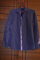 Отдается в дар Мужская рубашка 50 размер