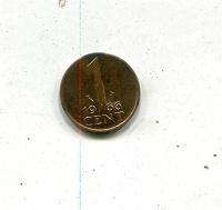 Отдается в дар В коллекцию — Нидерланды 1 цент 1971