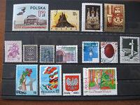 Отдается в дар Polskie znaczki pocztowe