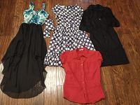 Отдается в дар Одежда девушкам 40-42