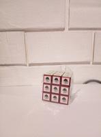 Отдается в дар оригинальный кубик рубика